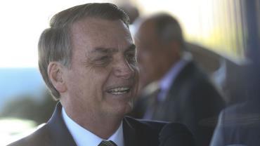Bolsonaro diz que elogio de Trump demonstra confiança no governo