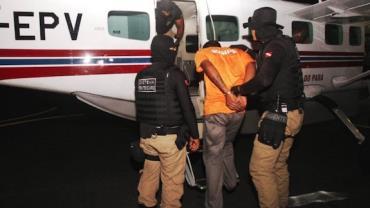 Força federal de intervenção em presídios chega ao Pará