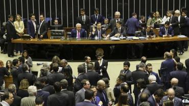 Câmara conclui discussão em segundo turno sobre reforma da Previdência
