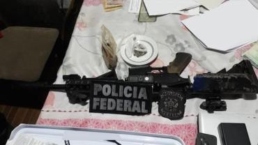 'Caixa Forte': PF realiza nova operação contra facção criminosa em 4 estados