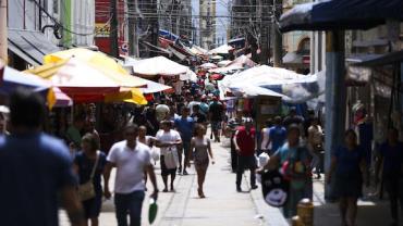 'Prévia' do PIB cresce 1,08% em 12 meses, diz Banco Central