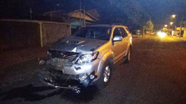 Mulher atropela motociclista e mata criança de 3 anos no Mato Grosso