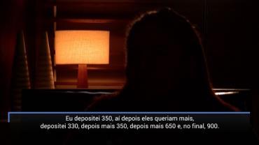 """Mulher é vítima de golpe do empréstimo e perde R$ 2,3 mil: """"Fiquei muito mal"""""""