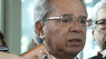 Guedes: Imposto sobre transações financeiras é opção do Congresso