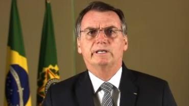 """Jair Bolsonaro sobre Amazônia: """"A proteção da floresta é nosso dever"""""""