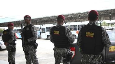 Moro autoriza uso da Força Nacional de Segurança para combate a incêndios