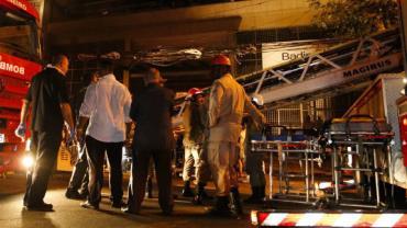 Perícia confirma que incêndio começou em gerador do hospital