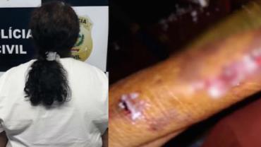 Mulher é presa após agredir a mãe idosa em Morrinhos (GO)