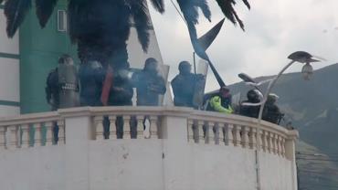 Governo do Equador restringe circulação de pessoas