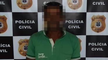 Pai é preso após abusar sexualmente da filha de 6 anos na Bahia