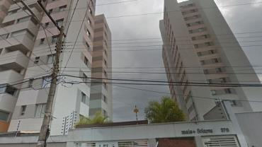 Menina cai do 9º andar de prédio em Belo Horizonte (MG)