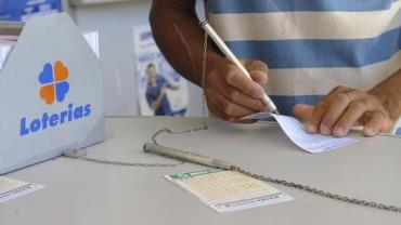 Mega-Sena: aposta de Fortaleza ganha R$ 34,6 mi sozinha