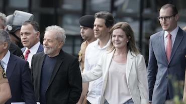 Liberdade de Lula é destaque na imprensa internacional