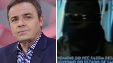 """Caso PCC no Gugu: """"Não era uma farsa"""", diz ex-editor do Domingo Legal"""