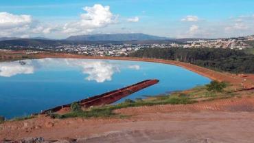 Tremor é sentido próximo à barragem em Congonhas, no centro de Minas Gerais