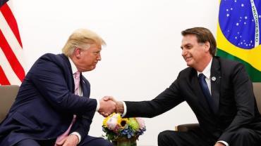Trump diz que vai retomar tarifas sobre importações de metais do Brasil e da Argentina