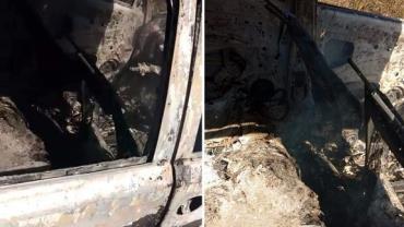 Corpo é encontrado em carro carbonizado de PM desaparecido no Rio