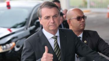 Bolsonaro diz que vetará aumento de pena para injúria na internet