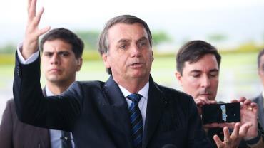 Bolsonaro sanciona projeto anticrime aprovado pelo Congresso