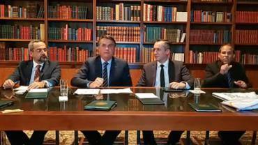 Bolsonaro anuncia aumento de 12,84% do piso salarial dos professores