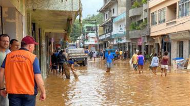 Após chuvas, Espírito Santo tem 229 pessoas desalojadas e 6 mortos
