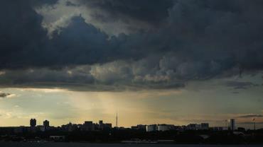 DF, ES, GO, MG e RJ têm risco de tempestades a partir desta quarta (22)