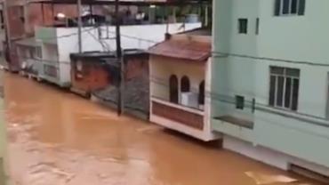 Governo de Minas Gerais decreta estado de emergência em 47 cidades