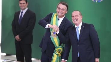 Bolsonaro mexe em ministérios e Braga Netto é novo chefe da Casa Civil