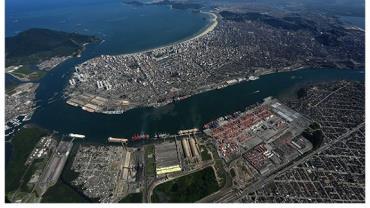 Anvisa descarta coronavírus em navio que atracará no Porto de Santos