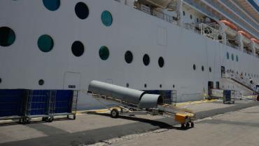 Coronavírus: governo monitora navios que estão na costa brasileira