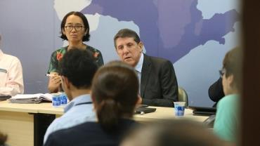 Governo de SP anuncia centro de contingência para combater o novo coronavírus