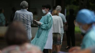 Brasil tem 57 mortes e 2.433 casos de coronavírus, diz Ministério da Saúde