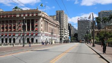 Isolamento social em São Paulo tem queda e chega a 52%