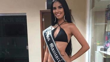 Miss é morta a facadas em Manaus; ex-namorado é o principal suspeito