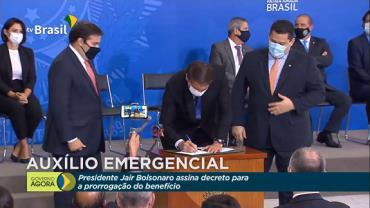 Auxílio de R$ 600: Governo anuncia mais duas parcelas da renda emergencial