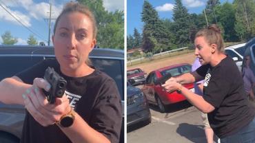Após pagar fiança, casal é processado por apontar arma para família negra nos EUA