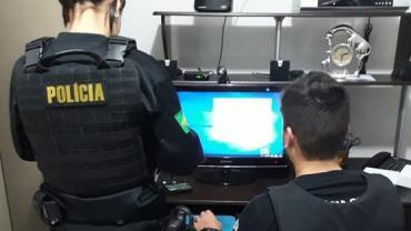 """PF prende idoso acusado de divulgar pornografia infantil na """"Deep Web"""""""