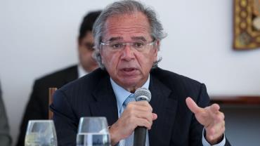 Reforma tributária ampla pode levar à redução de impostos, diz ministro Paulo Guedes