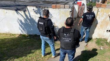 Homem que matou, assou e comeu cachorro tenta subornar policiais para não ser preso no Paraná