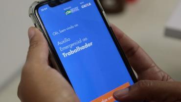 Auxílio emergencial chega a R$ 207,9 bi para 67,2 milhões de pessoas