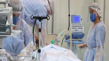 Hospital de Campanha do Ibirapuera dá alta ao último paciente