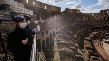 Itália debate novas medidas anti-Covid após recordes de casos