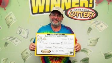 Americano ganha na loteria duas vezes no mesmo ano
