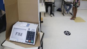 TSE registra substituição de 1,7 mil urnas eletrônicas