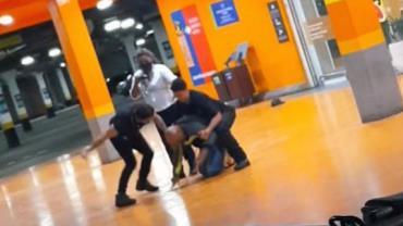 RS: homem negro morre após ser espancado por segurança e PM em supermercado