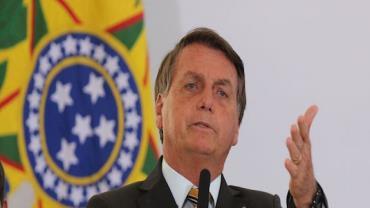 Bolsonaro vai ao Amapá acompanhar situação no estado
