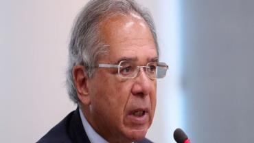 PIB do terceiro trimestre mostra recuperação em V, diz Paulo Guedes