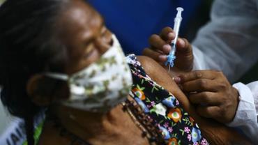Todos os estados do Brasil já começaram a vacinar