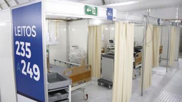 Fechamento de hospitais de campanha durante pandemia está proibido, decide Senado