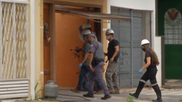 Três crianças morrem em incêndio da grande São Paulo
